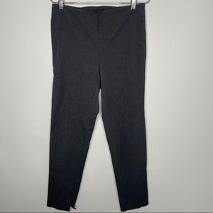 J. Crew Collection Gray Skinny Pants Size 6